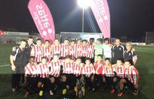 El At. Segre gana al AEM la Copa Lleida Atlas Energía
