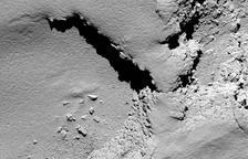 Punto y final a la misión espacial europea Rosetta
