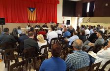 ERC celebra el congrés anual a l'Espluga Calba