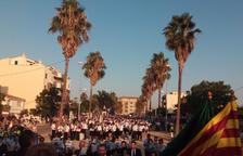 La Banda de Lleida promociona el 'Fem Banda' en las Terres de l'Ebre