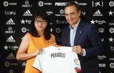 """Prandelli diu que el projecte del València li sembla """"fascinant"""""""