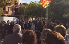 Puigdemont: 'Catalunya lidera una revolución industrial gastronómica con el turrón y el vino'