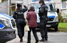 La policía alemana detiene al joven sirio sospechoso de tramar un atentado