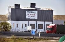 Vicens posa en marxa el seu centre de producció d'ametlles a Vilagrassa