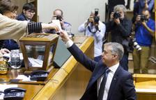 El Partit Popular queda fora de la Mesa al nou Parlament basc