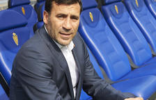 Raúl Agné, nou entrenador del Reial Saragossa