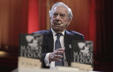 """Vargas Llosa: """"Catalunya sería un paisito marginal gobernado por fanáticos"""""""