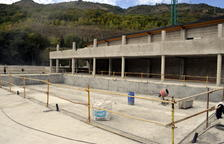 La piscina municipal de Sort, lista en diciembre