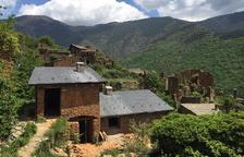 Solanell vol 'estrenar' aquest hivern el poble recuperat