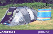 Una semana acampados para ver a Pau de Ponts