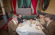 Danzas y gastronomía en la Fira de Salàs de Pallars