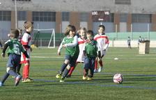 Más de 150 niños en la 'Trobada de Debutants' en Torrefarrera