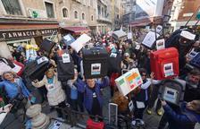 Habitantes de Venecia exigen que el turismo no les 'expulse'