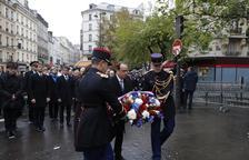 França homenatja les víctimes dels atemptats de París