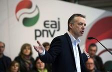 Urkullu governarà el País Basc en coalició amb el PSE