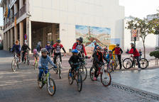 Zumba y bicicleta para disfrutar del deporte en Torrefarrera