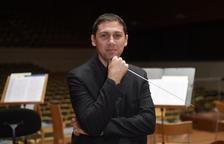 """Agustí López: """"La JOP es de los jóvenes que la componen y yo, un trabajador de mis alumnos"""""""