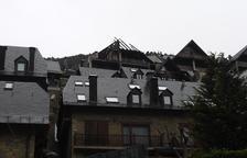Investiguen si el foc en 4 cases de Gausac es va iniciar en una xemeneia