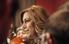 Susana Díaz arranca a Brussel·les