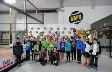 Más de 90 niños en el V torneo de padelmenors.cat en