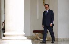 Hollande descarta presentar-se a la reelecció a la presidència el 2017