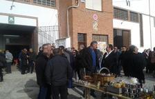 Regants de l'Espluga Calba demanen al Govern aigua del Segarra