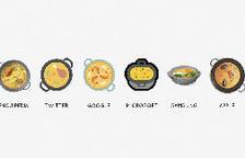 La icona de la paella ja està disponible per als serveis de missatgeria