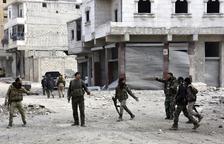 Rússia anuncia la presa definitiva d'Alep per les tropes lleials a Al-Assad