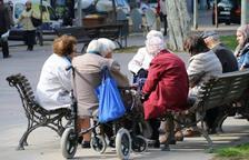 Las viudas leridanas, las sextas con la pensión más baja en el Estado