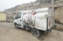 Tres ferits a Vallfogona i un camió bolca a Torrebesses