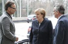 Merkel confía en la