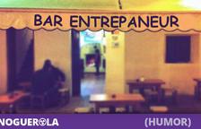 Abre en Lleida un bar especializado en bocadillos porque se considera 'entrepaneur'