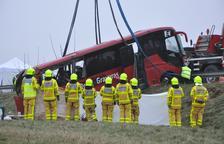 Quatre morts en un accident d'autocar a França