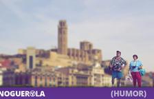 Albiren dos exemplars de turistes anglesos a Lleida