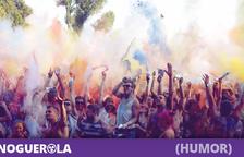 300.000 'hipsters' es presenten a la Fira de l'Oli de les Borges pensant que era una festaHoli