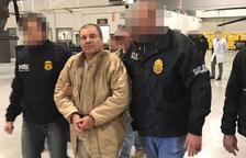 Mèxic extradeix als Estats Units el narco 'El Chapo' Guzmán
