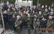 Los agentes rurales llevarán arma y chaleco antibala en las inspecciones de caza a partir de mañana