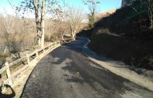 La Noguera finaliza las obras de mejora de caminos rurales