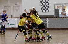 El Vila-sana se sitúa por primera vez líder de la Liga