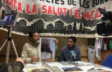 Ipcena denuncia la quema ilegal de grasas animales en una empresa de les Borges Blanques