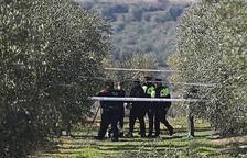 L'acusat del crim d'Aspa va caçar al lloc dels fets i amb la mateixa arma una setmana abans