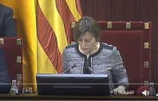 El Parlament fa un minut de silenci pels agents rurals assassinats a Aspa