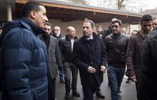 Benoît Hamon s'imposa a Valls en les primàries de l'esquerra francesa