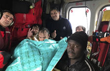 El temporal s'acarnissa amb Galícia i provoca un mort i vuit ferits