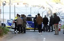 Muere atropellado un niño de 3 años en Les Borges y el conductor no le auxilia
