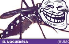 Los mosquitos del río Segre se preparan para la nueva temporada de 'runners'