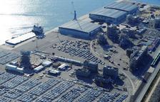 El Port de Tarragona crece en fruta, piensos y ganado