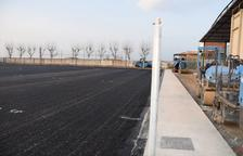 Linyola projecta una reforma integral de la zona esportiva i de lleure