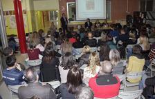 Presentan a las familias el proyecto del IES de Alpicat y a su equipo directivo