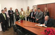 Conca de Dalt estrena oficina consistorial en La Pobla de Segur